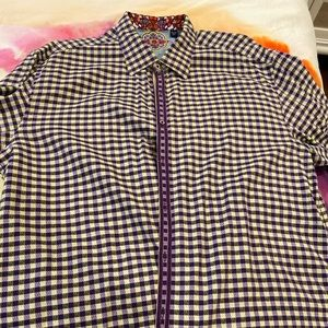 Robert Graham men's shirt size 3xl
